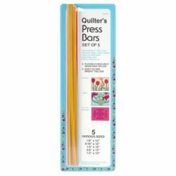 Quilter`s Press Bars Werkzeug oder Hilfe, um *Schläuche* glatt zu bügeln