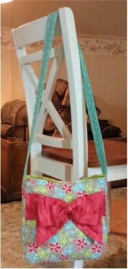 Nähanleitung *Bowtylicious Bag* von Cut Loose Press in Englisch