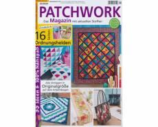 Patchwork Magazin 2/2020 Ordnungshelden
