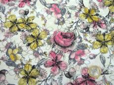 Patchworkstoff Stoff Blumen *C`est La Via Floral*