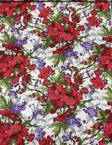 Patchworkstoff Stoff Quilt - Marcus Fabrics Mohnblumen