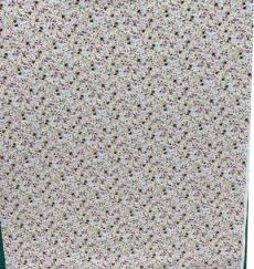 Patchworkstoff Stoff Quilt kleine Blumen auf einer Blumenwiese *Sevenberry*