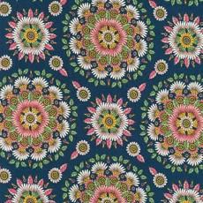 Patchworkstoff Stoff Quilt *Delphine Spring* Robert Kaufman