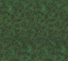 Patchworkstoff Stoff Quilt Grün mit Goldenen Punkten/Glitzer Reststück