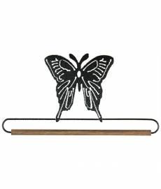 Dekobügel, Quilt Hänger `Schmetterling` 7 1/2 Inch Butterfly Holder NEU