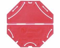 Clover Kanzashi Schablone CLO-8489 Gänseblümchen *groß* CLO-8489