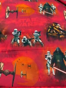 Patchworkstoff Quilt*Star Wars* Filmfiguren Troopers