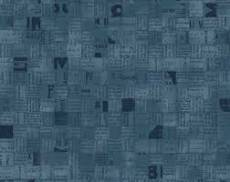 Patchworkstoff Quilt Stoff *Poster Block* Reststück