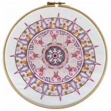 Stickbild Nr. 240 Mandala -N°5
