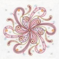 Stickbild Nr. 239 Mandala -N°4