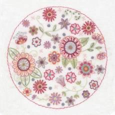 Stickbild Nr. 242 Mandala -N°7