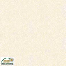 Patchworkstoff Stoff Quilt *Basic Twist* Gelb gemustert (gepunktet) Stoffabschnitt