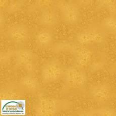 Patchworkstoff Stoff Quilt *Basic Twist* Rostgelb gemustert Stoffabschnitt