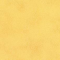 Patchworkstoff Stoff Quilt *Basic Twist* Dunkelgelb gemustert (gepunktet) Stoffabschnitt