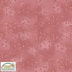 Patchworkstoff Stoff Quilt *Basic Twist* Rostrot gemustert Stoffabschnitt