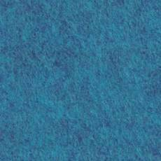 Wollfilz; Filz; Bastelfilz CP098 Farbe: Blue Trolical (ca. 30 cm x 45 cm)