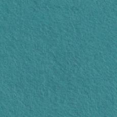 Wollfilz; Filz; Bastelfilz CP036 Farbe: Bleu paon  (ca. 30 cm x 45 cm)