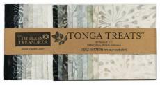 Tonga Treats *Graphite* 40 Stück; 5x5Inch