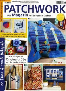 Patchwork Magazin 5/2020 Sommerliche Kreationen