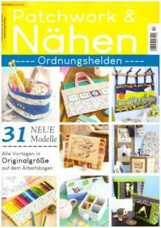 Patchwork & Nähen Magazin 04/2020 Ordnungshelden