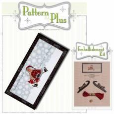 Pattern Pak Plus *Pouting Rudolph*