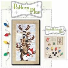 Pattern Pak Plus *Reindeer Games*