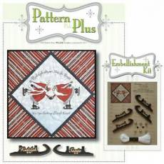 Pattern Pak Plus *Guide My Sleigh*