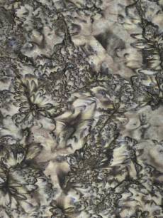 Batikstoff Eyelike Fabrics - Braun