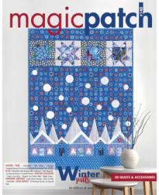 Patchwork Magazin Magic Patch 140 - Winter Quilts