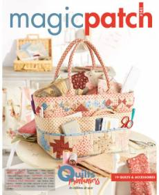 Patchwork Magazin Magic Patch 141 - QUILTS PRINTANIERS