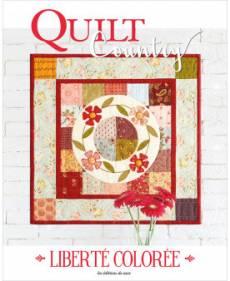 Patchwork Magazin Quilt Country 64- LIBERTÉ COLORÉE