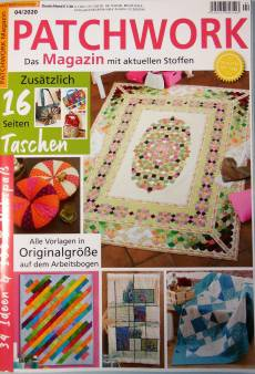 Patchwork Magazin 04/2020