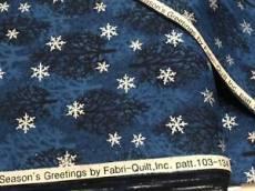 Baumwollstoff *Seasons Greetings* by Fabri-Quilt