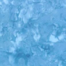Batikstoff  *Hellblau* Hoffman Fabrics