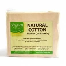 Legacy Natural Cotton Baumwollvlies 1,14 x 1,52 m