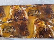Patchworkstoff in Überbreite (1,50 m) *Star Wars* Chewbacca*