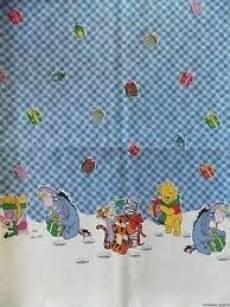 Patchworkstoff Winnie Pooh / Puuh und Freunde mit Geschenken