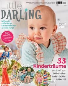 Little Darling Nähen für Babys 33 Kinderträume aus Stoff zum Selbernähen LD 019
