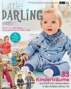 Little Darling (HE025) 33 Kinderträume aus Stoff zum Selbernähen