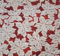 Patchworkstoff  *Poinsettia* Ivy Lane Weihnachtsstern
