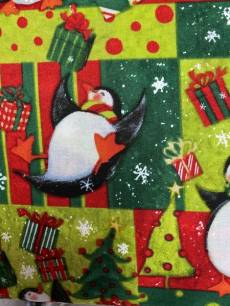 Patchwork *Pinguin Patch*