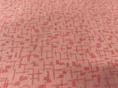 Patchworkstoff *Bear Essentia* Grafisches Muster auf rosa
