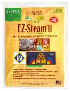 EZ Steam II, beidseitg haftend 5 Bögen a` 22,9 x 30,5cm
