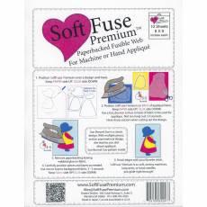 Soft Fuse Paper Backed Fusible Web Applizierpapier