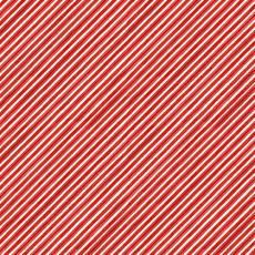 Patchworkstoff Quilt Stoff STOF rot weiss diagonale Streifen