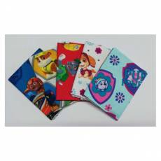 Fat Quarter Bundle ca 45 cm x 55 cm Paw Patrol Nickelodeon Fat66