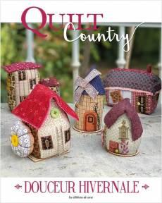 Patchwork Magazin Quilt Country 66 - DOUCEUR HIVERNALE 2267066