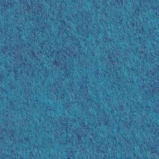 Wollfilz Filz Bastelfilz *Bleu tropical* blau marmoriert ca. 30 cm x 45 cm CP098