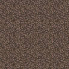 Patchworkstoff Quiltstoff Baumwollstoff *Brown Coffee Beans* braun W 51178A-8