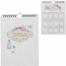 Geburtstagskalender *Calendrier des anniversaires* von Clear & Eef 6PA0413F